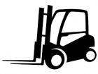 FORKLIFTS WILL BE ONSITE JULY 12 & 13 from 10:00 AM to 6:00 PM EDT
