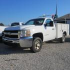 2007 Chevrolet K2500 Truck with utility bed