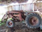 Minneapolis-Moline parts tractor & loader
